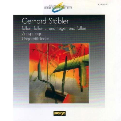 Werke von Gerhard Stäbler