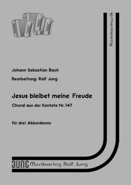 Jesus bleibet meine Freude (Partitur)