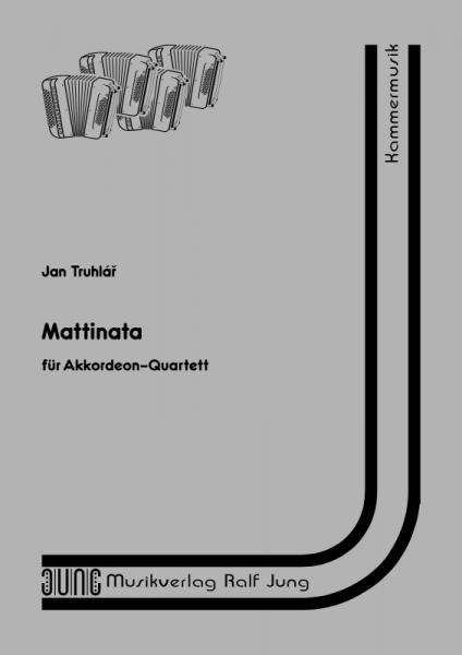 Mattinata, op. 88c (Partitur)