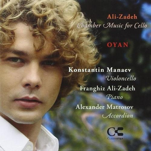 Ali-Zadeh: Chamber Music for Cello