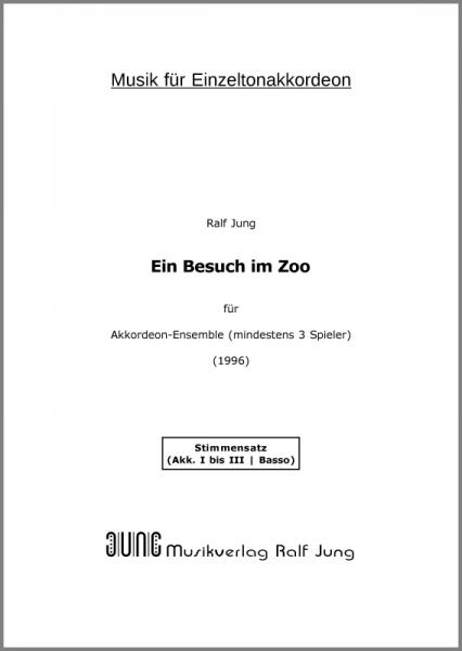 Ein Besuch im Zoo (Stimmen)