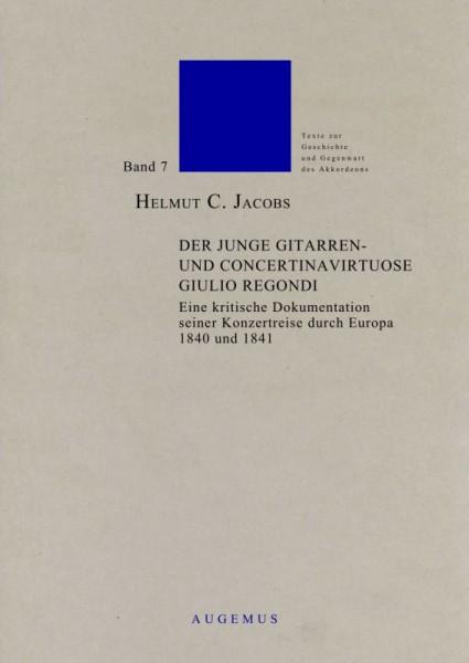 Der junge Gitarren- und Concertinavirtuose Giulio Regondi
