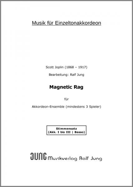 Magnetic Rag (Stimmen)