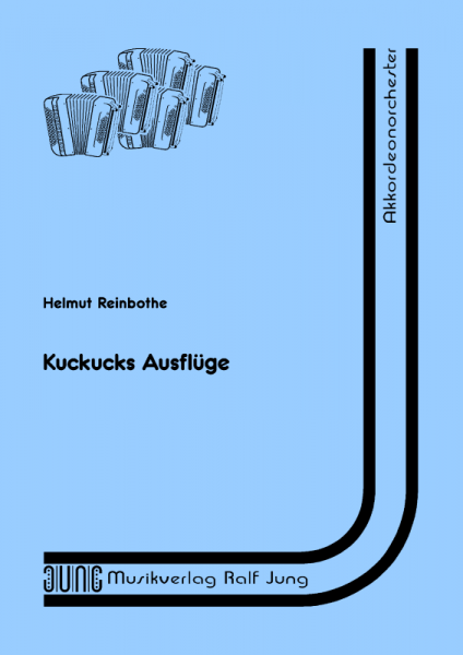 Kuckucks Ausflüge (Partitur)