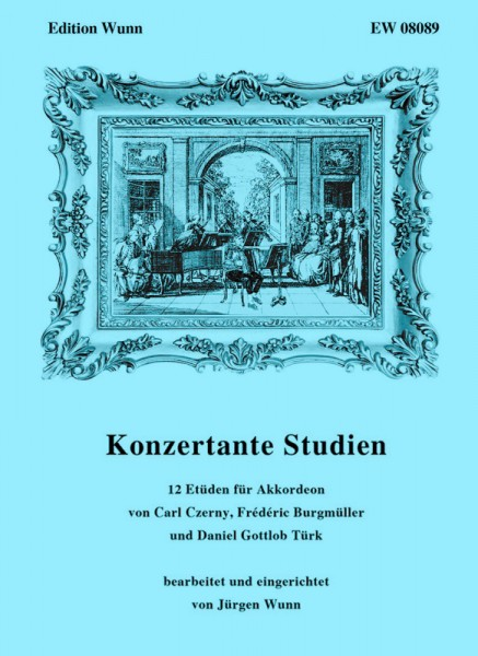 Konzertante Studien