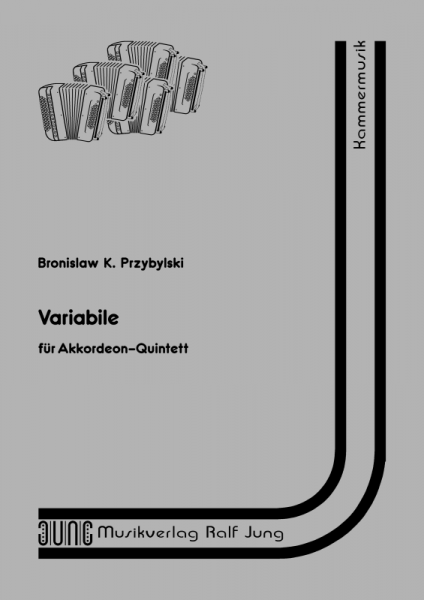 Variabile (Partitur)