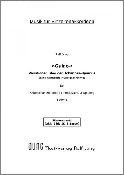 >Guido< (Stimmensatz)