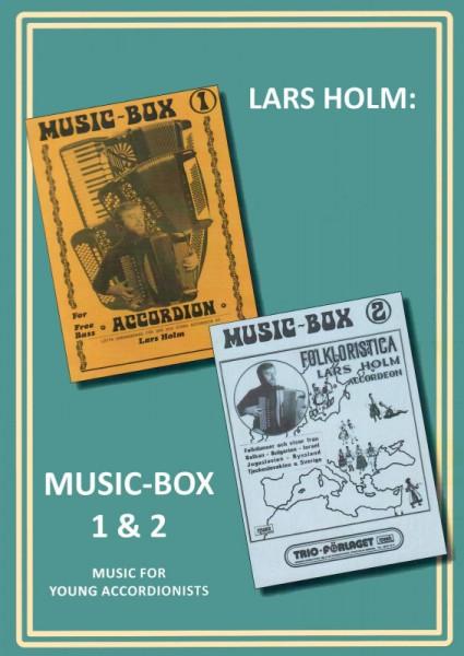 Music Box 1+2