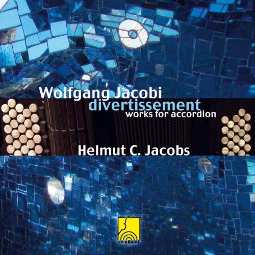 Jacobi: Divertissement - Works for accordion