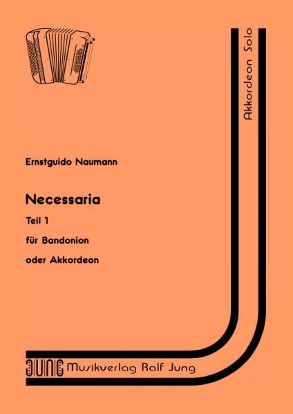 Necessaria, Teil 1 (1952)