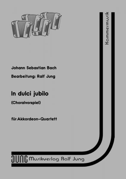 In dulci jubilo (BWV 729) (Partitur)
