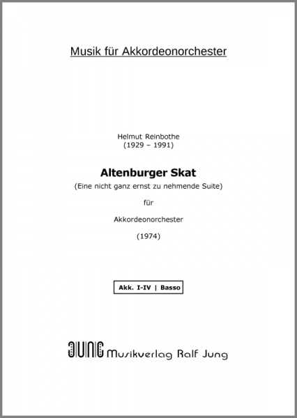 Altenburger Skat (Ergänzungsstimme)