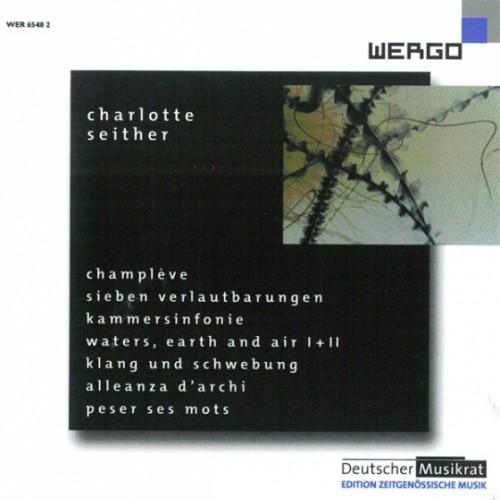 Charlotte Seither (DMR: Edition Zeitgenössische Musik)